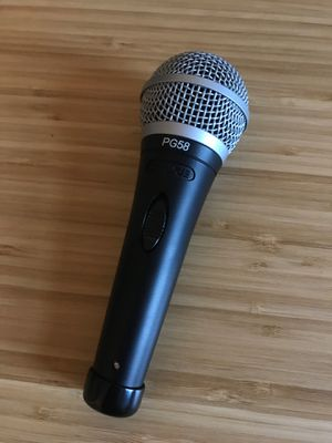 Shure Microphone for Sale in New York, NY