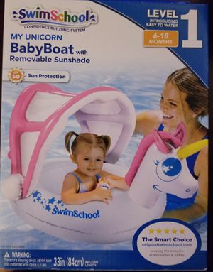 Unicorn baby boat for Sale in Torrance, CA