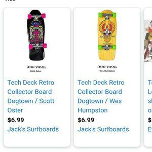Tech Decks for Sale in Fresno, CA