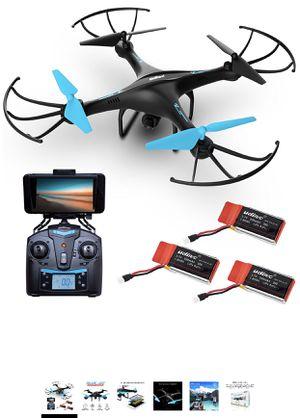Like-new blue jay drone WiFi fpv u45w for Sale in Kirkland, WA