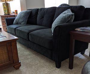 Modern Black Couch for Sale in Atlanta, GA