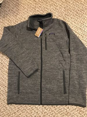 Brand New Mens Large Patagonia Better Sweater Jacket for Sale in Columbus, OH