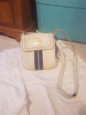 Leather cross body bag for Sale in Fairfax, VA