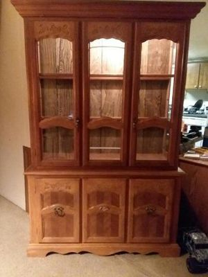 China cabinet for Sale in Crewe, VA