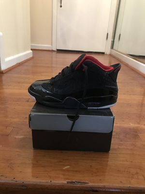 Air Jordan Dub Zero size 9 for sale excellent condition for Sale in Washington, DC