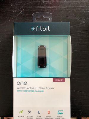 Fitbit one for Sale in Tamarac, FL