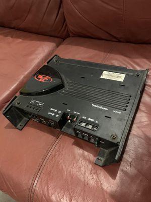 Rockford Fosgate Amp for Sale in Wichita, KS