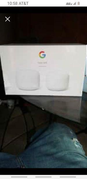 Google Nest Wifi for Sale in Denver, CO