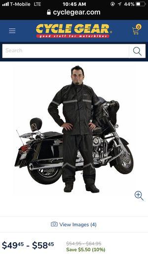 Motorcycle Rain Gear (Full Set) for Sale in Portland, OR