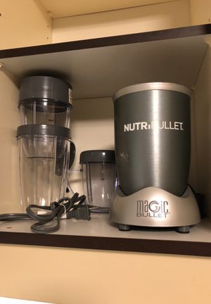 Never used nutri bullet blender appliance kitchen for Sale in Herndon, VA
