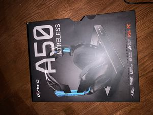 Astro a50 gaming headset for Sale in Bellwood, IL