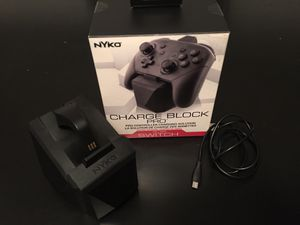 Nintendo Switch Pro Controller Charge Block for Sale in Missoula, MT