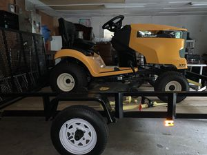 Trailer and tractor for Sale in Brandon, FL