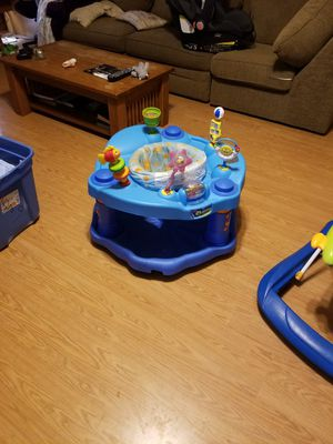 Baby saucer, rocker and swing!! for Sale in Greensboro, NC