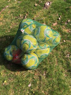 Soccer balls 9 of them size 5 for Sale in Roswell,  GA