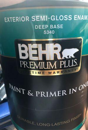 BEHR Premium Exterior paint for Sale in Tampa, FL