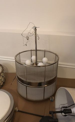 Hanging light fixture for Sale in Boston, MA