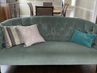 Arhaus Aqua Couch for Sale in Westlake,  OH