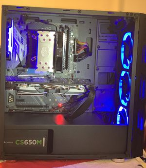 Gaming Computer with Intel i5 8500, 1070 GTX, 256GB NvME/2TB HDD for Sale in Lauderhill, FL
