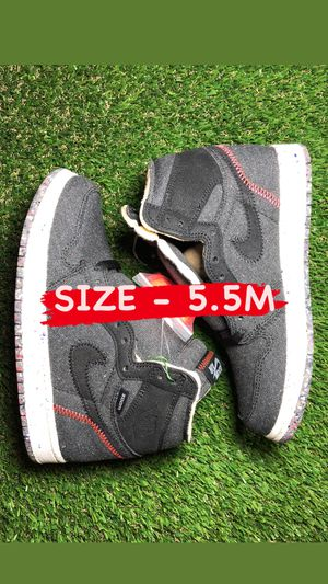 Air Jordan 1 Retro High - Zoom Crater for Sale in Los Angeles, CA