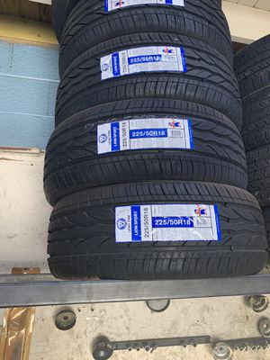 225/50/18 new tire for Sale in Arlington, TX