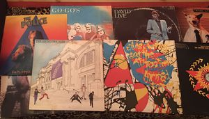 70's and 80's vinyl. $4 each for Sale in Rialto, CA