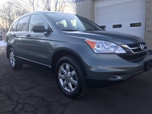 2011 HONDA CR-V ONE OWNER CAR FULLY LOADED RUNS PERFECT for Sale in New Britain, CT