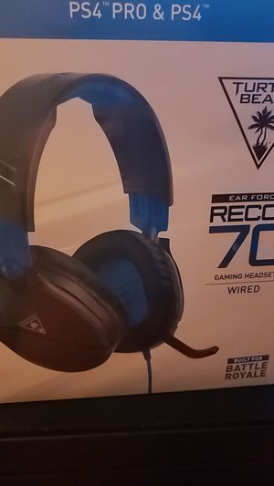 Gaming Headphone Turtle Beach for Sale in Lincoln Acres, CA