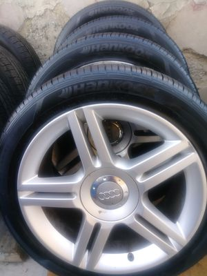 4- HANKOOK RADIAL SPORT. EXCELLENT NEWS. for Sale in Los Angeles, CA