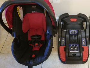 Britax Infant Car Seat Newer Model for Sale in North Miami Beach, FL