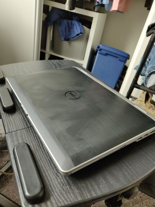 "Dell 14"" i5 Intel laptop windows 10 8GB RAM 320 HDD refurbished"