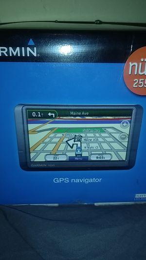 Garmin Nuvi 255W GPS for Sale in Wichita, KS