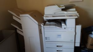 Copy machine floor model with collator for Sale in Lakeside, AZ