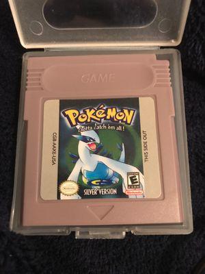 Pokémon silver for Sale in Oroville, CA
