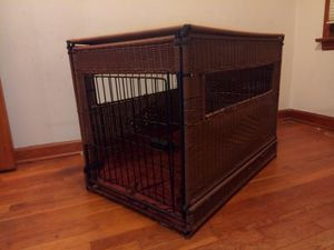 Wicker Dog Kennel for Sale in North County, MO