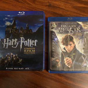 Harry Potter Blu-Rays for Sale in La Mirada, CA