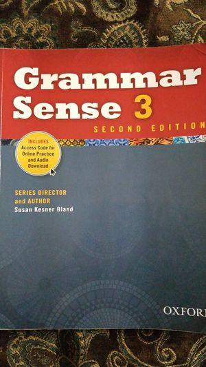 Grammar Sense 3 for Sale in El Cajon, CA