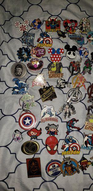 Disney,Marvel,DC pins for Sale in Pico Rivera, CA