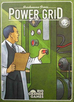 Power Grid Board Game-(West End) for Sale in Nashville, TN