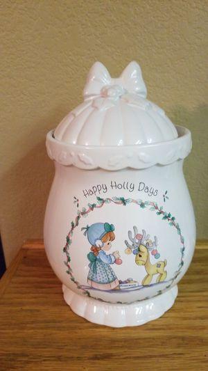 Precious moments cookie jar for Sale in Stockton, CA