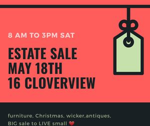 Estate sale! 5/18 for Sale in Helena, MT