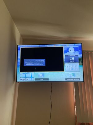 Panasonic Viera Smart Tv 60 inch for Sale in Silver Spring, MD