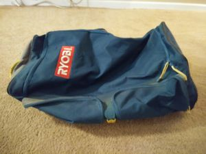 Ryobi duffle bag with wheels for Sale in Portland, OR