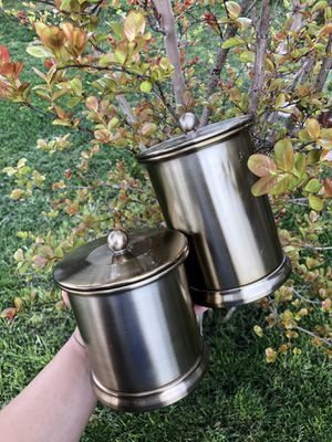 Metal Brass Storage Containers for Sale in Buena Park, CA