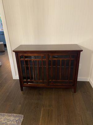 Beautiful craftsman cabinet for Sale in Tacoma, WA