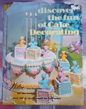 1979 Discover the fun of Cake Decorating for Sale in Tracy, CA
