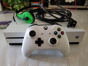 Xbox one s for Sale in Bakersfield, CA
