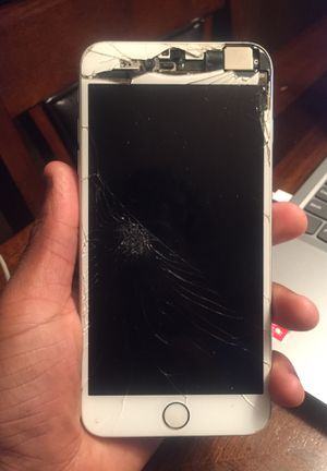 iphone 6 plus that wont turn on brand new battery for Sale in Louin, MS