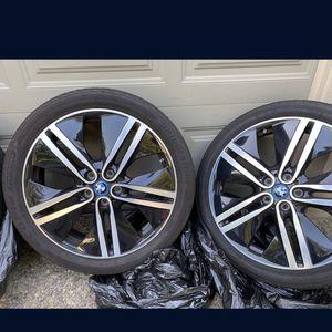 "BMW I3 20"" Premium wheels Rims for Sale in Auburn, WA"