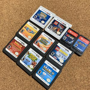 Lot Of Nintendo Games For Sale for Sale in Hayward, CA
